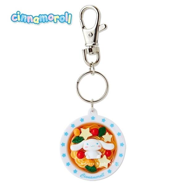 日本限定 大耳狗 番茄義大利麵 造型 鑰匙圈吊飾
