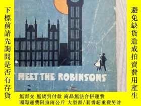 二手書博民逛書店meet罕見the robinsons(三十二開)Y13495