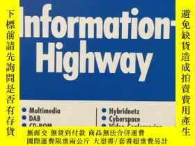 二手書博民逛書店罕見Information-HighwayY436907 Sissi Pitzer Wilhelm Heyne