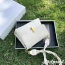 小方包 上新小包包女2021夏季新款潮百搭質感大容量斜背包網紅時尚小方包 晶彩 99免運