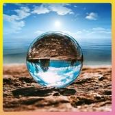 水晶球玻璃風水擺件攝影拍照雜技透明白色客廳辦公桌玄關裝飾品 鉅惠85折