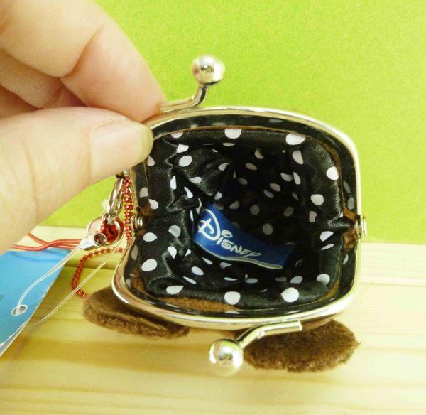 【震撼精品百貨】Micky Mouse_米奇/米妮 ~造型吊飾零錢包-大頭