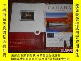 二手書博民逛書店罕見加拿大移民生活指南5633 於虹
