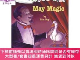 二手書博民逛書店罕見原版 月份的秘密:5月的魔法 Calendar Mysteries #5 兒童Y454646 Roy Ro