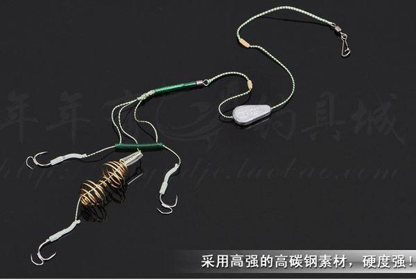 [協貿國際]  爆炸鉤串鉤釣組魚鉤套裝