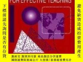 二手書博民逛書店Methods罕見For Effective Teaching: K Through 12-有效教學方法:K到12