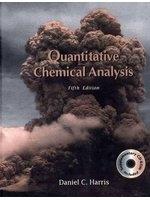 二手書博民逛書店《Quantitative Chemical Analysis》