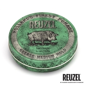 REUZEL Green Pomade Grease 綠豬中強髮油 113g
