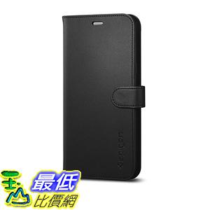 [106 美國直購] Spigen 571CS21687 黑色 [Wallet S] Samsung Galaxy S8 Plus Case 皮夾式 手機皮套 保護套
