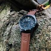 Timberland 天柏嵐 軍風決對小秒針手錶-36mm TBL.15948JYB/02
