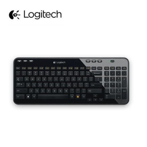 全新 羅技 Logitech 無線鍵盤 K360r 六個熱鍵 隨插即用 超小型接收器
