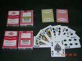 【USPCC撲克館】Excalibur ARISTO  金色撲克牌