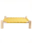 貓窩 四季通用可拆洗貓床夏季曬太陽耐抓貓咪用品吊床小型犬狗窩