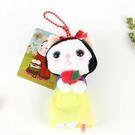 Jetoy,甜蜜貓 Q版 娃娃(12cm)_Snow white