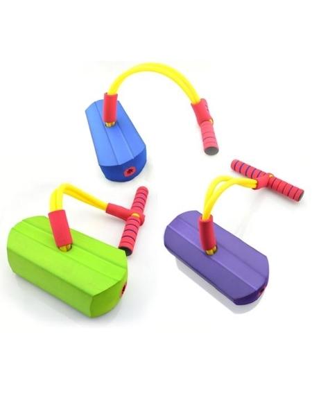 兒童青蛙跳玩具幼兒園室外跳跳球小孩感統訓練器抖音同款戶外玩具
