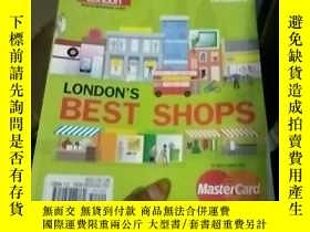 二手書博民逛書店Time罕見Out London s Best ShopsY15