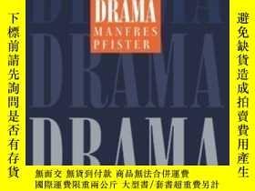 二手書博民逛書店The罕見Theory And Analysis Of Drama (european Studies In En