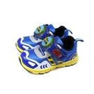 TOMICA 運動鞋 電燈鞋 中童 童鞋 藍色 TM6935 no871