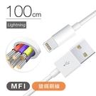 ZMI 紫米 MFI蘋果認證 Apple 傳輸充電線 100cm 2.4A 小米 iPhone X iPhone 8 Plus iPhoneX i8 ix