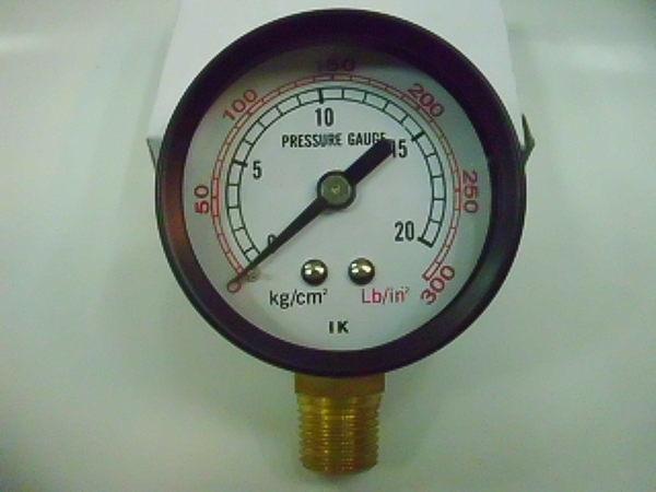 """消防器材 批發中心 壓力表 2"""" *15KG / 20kg 壓力筒.消防灑水設備.滅火器 .壓力開關"""