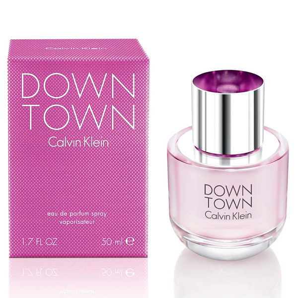 Calvin Klein CK Down Town 真我都會 女性淡香精 90ML 送愛迪達女香 50ML【七三七香水精品坊】