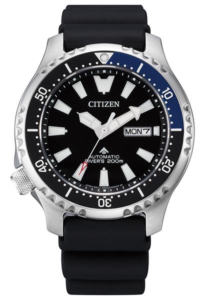 【分期0利率】星辰錶 CITIZEN 鋼鐵河豚 潛水 機械錶 42mm 原廠公司貨 NY0111-11E