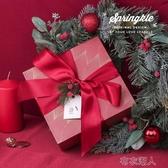禮物盒 創意喜糖盒伴娘伴手禮晨袍閨蜜年會禮物企業禮盒結婚空盒子母親節 布衣潮人