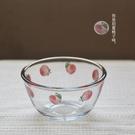耐熱透明玻璃碗家用烘焙沙拉泡面碗微波爐可用