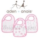 美國 Aden+Anais 圍兜兜(3入裝) 羊年寶寶款