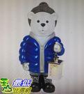 [COSCO代購] W1900246 28吋LED北極熊提燈裝飾