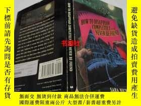 二手書博民逛書店NICKERSOD罕見HOW TO DISAPPEAR COMPLETELY AND NEVER BE FOUND