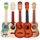 吉他 初學者兒童女孩小吉他男孩音樂玩具可彈奏樂器 易家樂