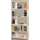 書櫃 書櫥 TV-351-2 佩芮2.7尺雙面置物櫃【大眾家居舘】