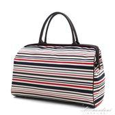 韓版手提旅行包女行李包大容量短途旅行袋健身包男旅游包 黛尼時尚精品