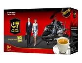 進口越南【G7】三合一即溶咖啡21包/盒 16g