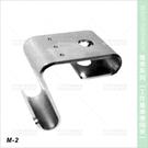 台灣典億   M-2工作推車夾(單入)SY-317雙管推車固定專用[49883]