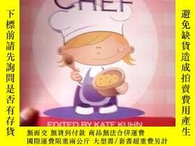 二手書博民逛書店The罕見Budding ChefY15389 :Kate Ku