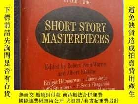 二手書博民逛書店66年英文原版:SHORT罕見STORY MASTERPIECE