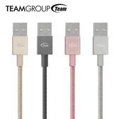 【94號鋪】TEAM 十銓 iPhone 傳輸充電線 WC01 蘋果認證線