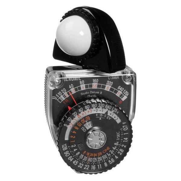◎相機專家◎ SEKONIC L-398A 測光表 實用型 Studio Delux III 測光儀 華曜公司貨
