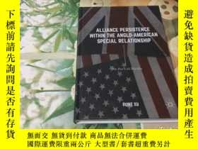 二手書博民逛書店ALLIANCE罕見PERSISTENCE WITHIN THE