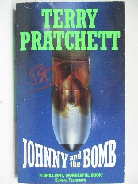 【書寶二手書T5/原文小說_A2Z】Johnny and the Bomb_Terry Pratchett
