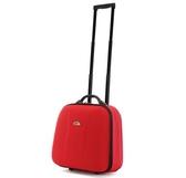 登機箱 16寸拉杆箱單向輪男牛津布小旅行箱包女小行李箱子LX 玩趣3C