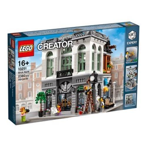 LEGO 樂高 Creator Expert Brick Bank 10251 Construction Set