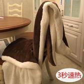 小毛毯沙發蓋毯羊羔絨雙層加厚珊瑚絨辦公室午睡午休空調兒童毯子【奇貨居】