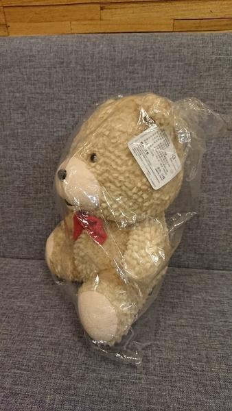 【現貨】《TED 熊麻吉》正版授權【老實臉版】絨毛娃娃 抱枕 玩偶