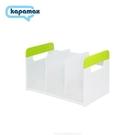 《享亮商城》31700-GN 青草綠色 PLUS三層書架 KAPAMAX