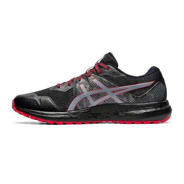 Asics Gel-scram 6 [1011A850-001] 男鞋 運動 休閒 慢跑 透氣 緩衝 抓低 亞瑟士 黑