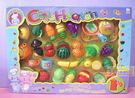 麗嬰兒童玩具館~《扮家家酒》感覺統合-食物水果切切樂-廚房烹飪豪華全配禮盒