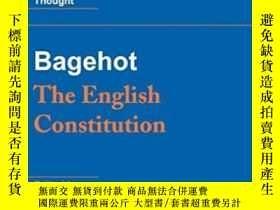 二手書博民逛書店罕見BagehotY256260 Bagehot Cambridge University Press 出版